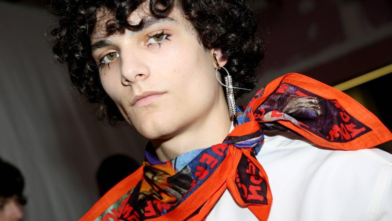 Fashion Week Printemps-Eté 2020: l'inventivité d'Acne Studios