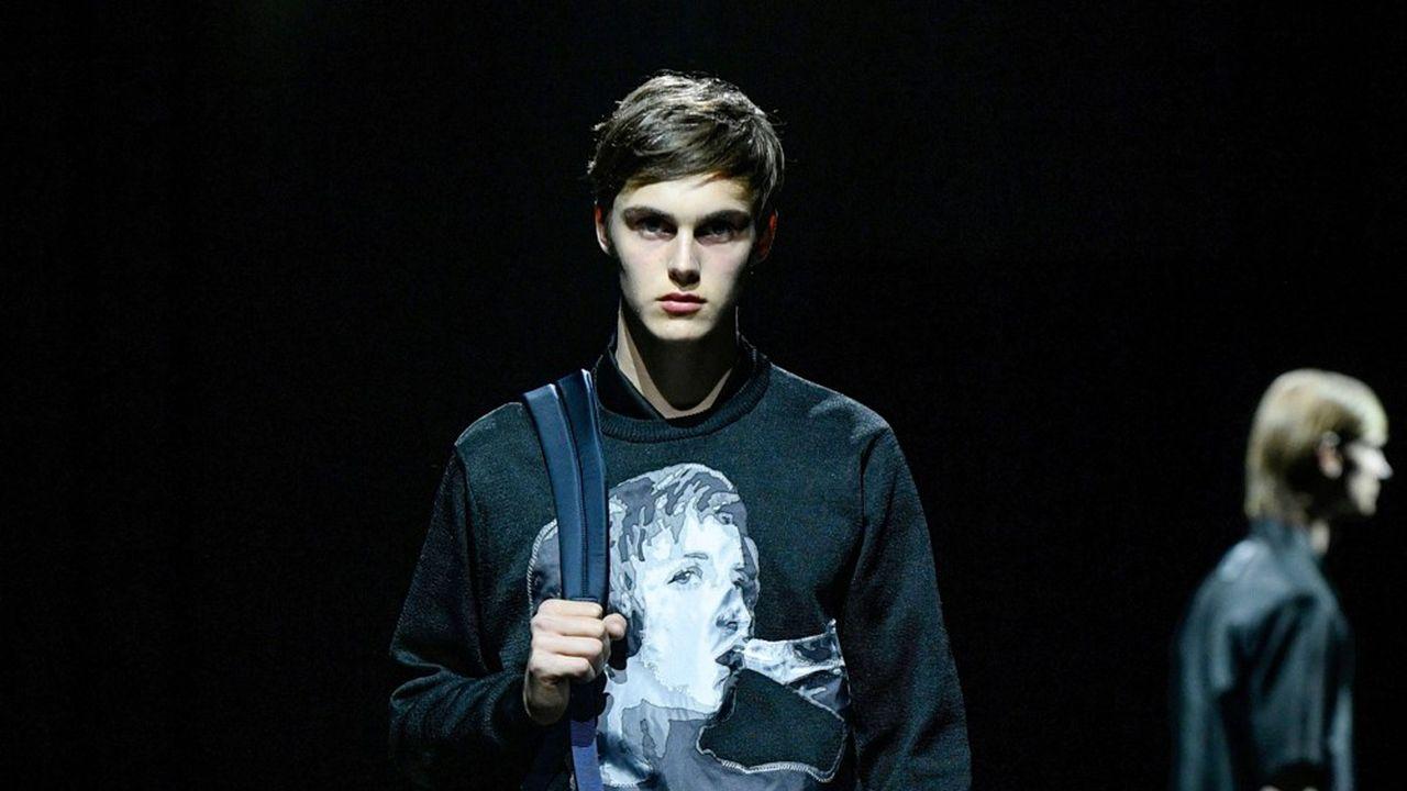 Fashion Week Printemps-Eté 2020: l'oeuvre au noir d'Undercover