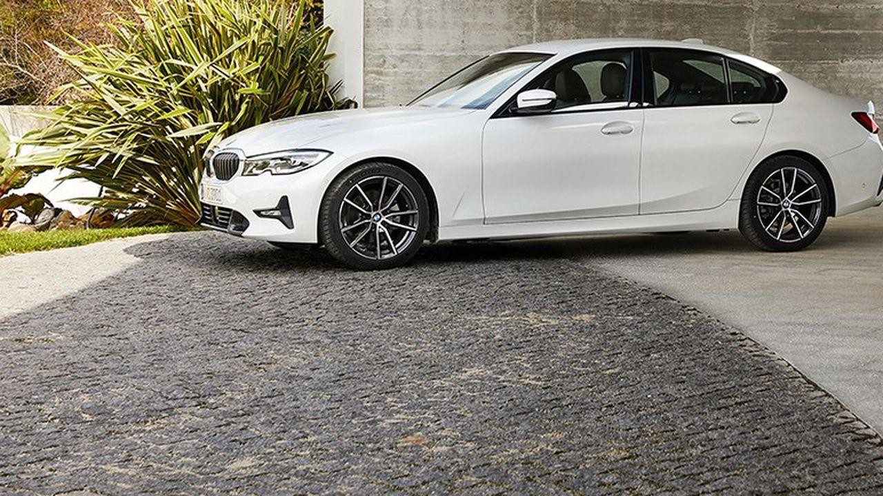 BMW Série 3, indétrônable