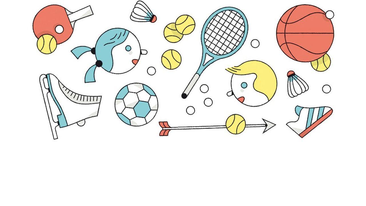 Enfants: vive les sports