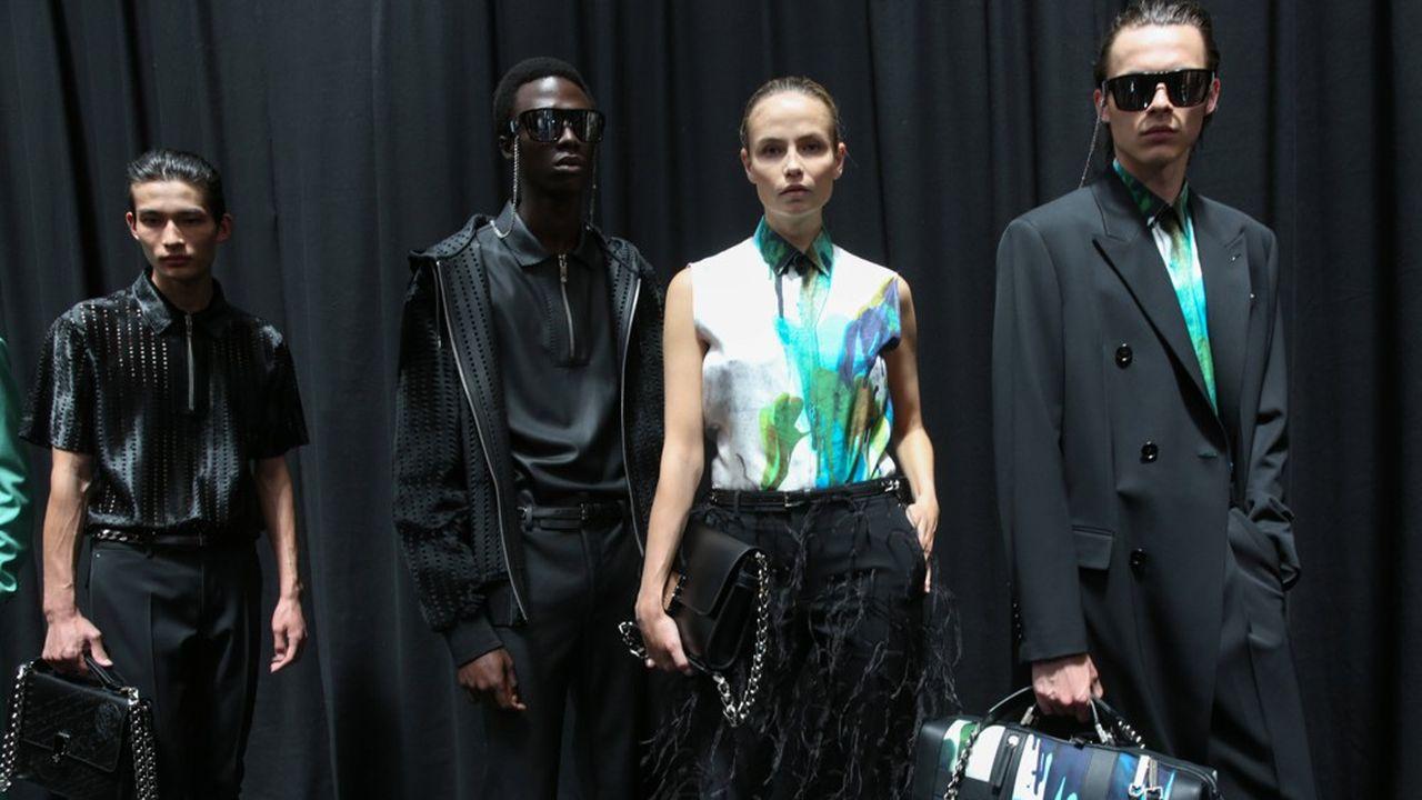 Fashion Week Printemps-Eté 2020: Berluti, la poésie fashion