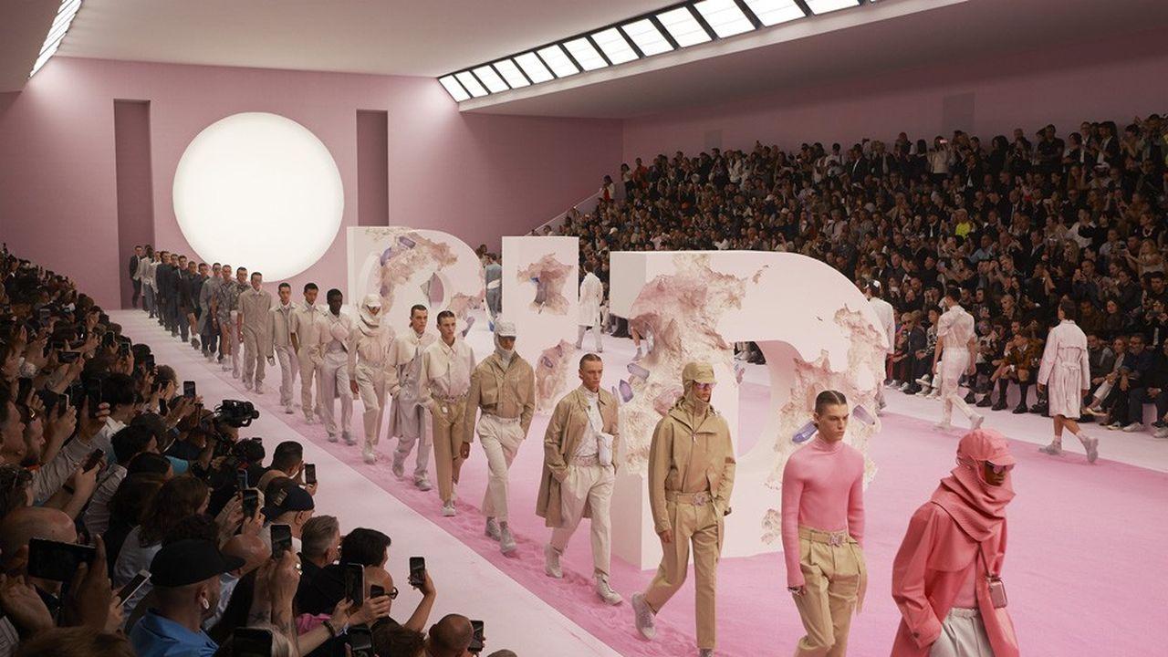 Fashion Week Printemps-Eté 2020: Dior, la poésie de Jones