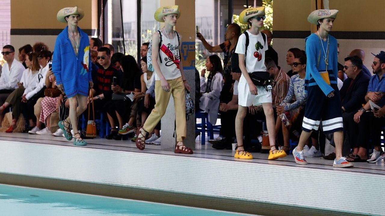 Fashion Week Printemps-Eté 2020: le pari de Lanvin