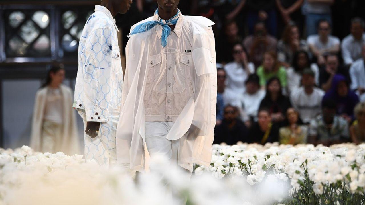 Fashion Week Printemps-Eté 2020: l'été selon Off-White