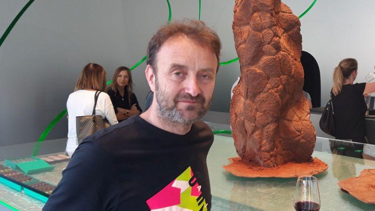 Patrick Roger, du chocolat au vin