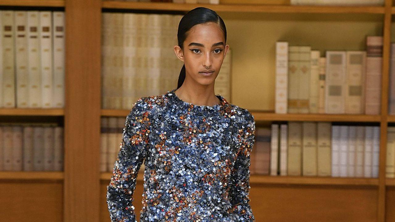 Couture Automne-Hiver 2019-2020 : Chanel, l'allure Viard