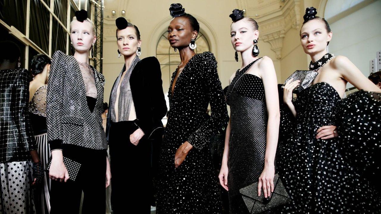 Couture Automne-Hiver 2019-2020 : le raffinement d'Armani Privé