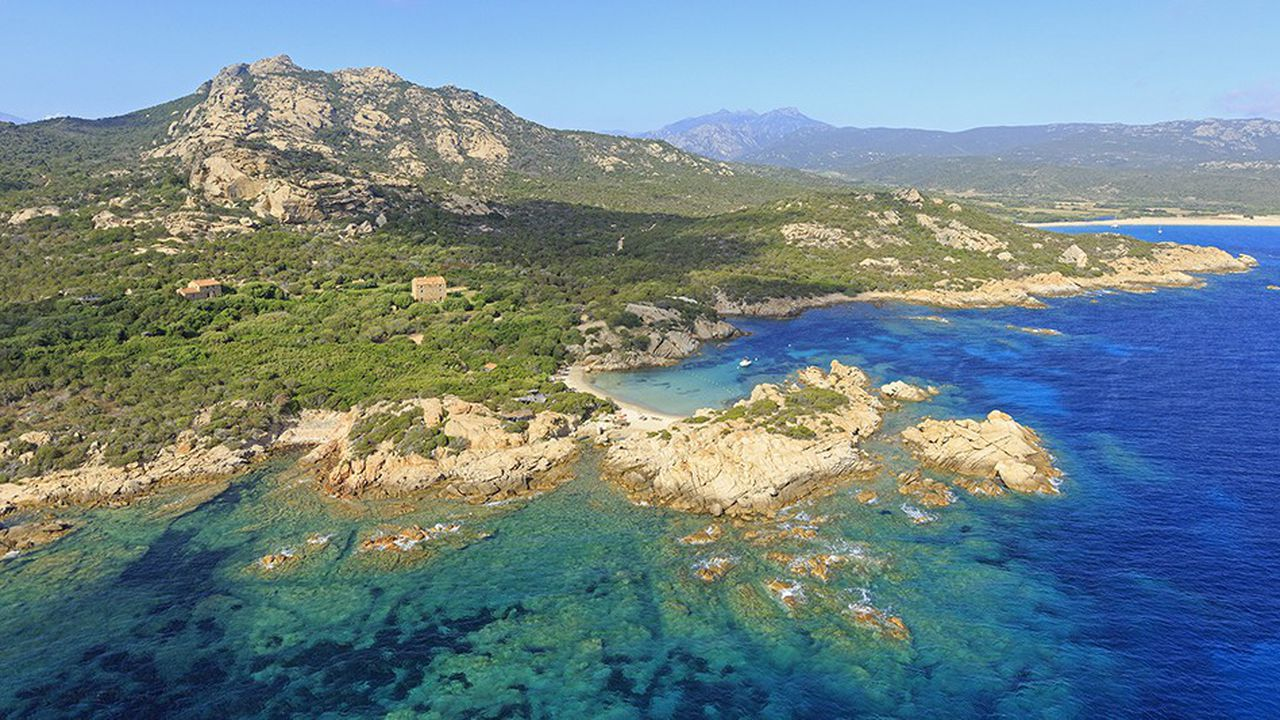 Le repaire: Le Domaine de Murtoli, une Corse de rêve