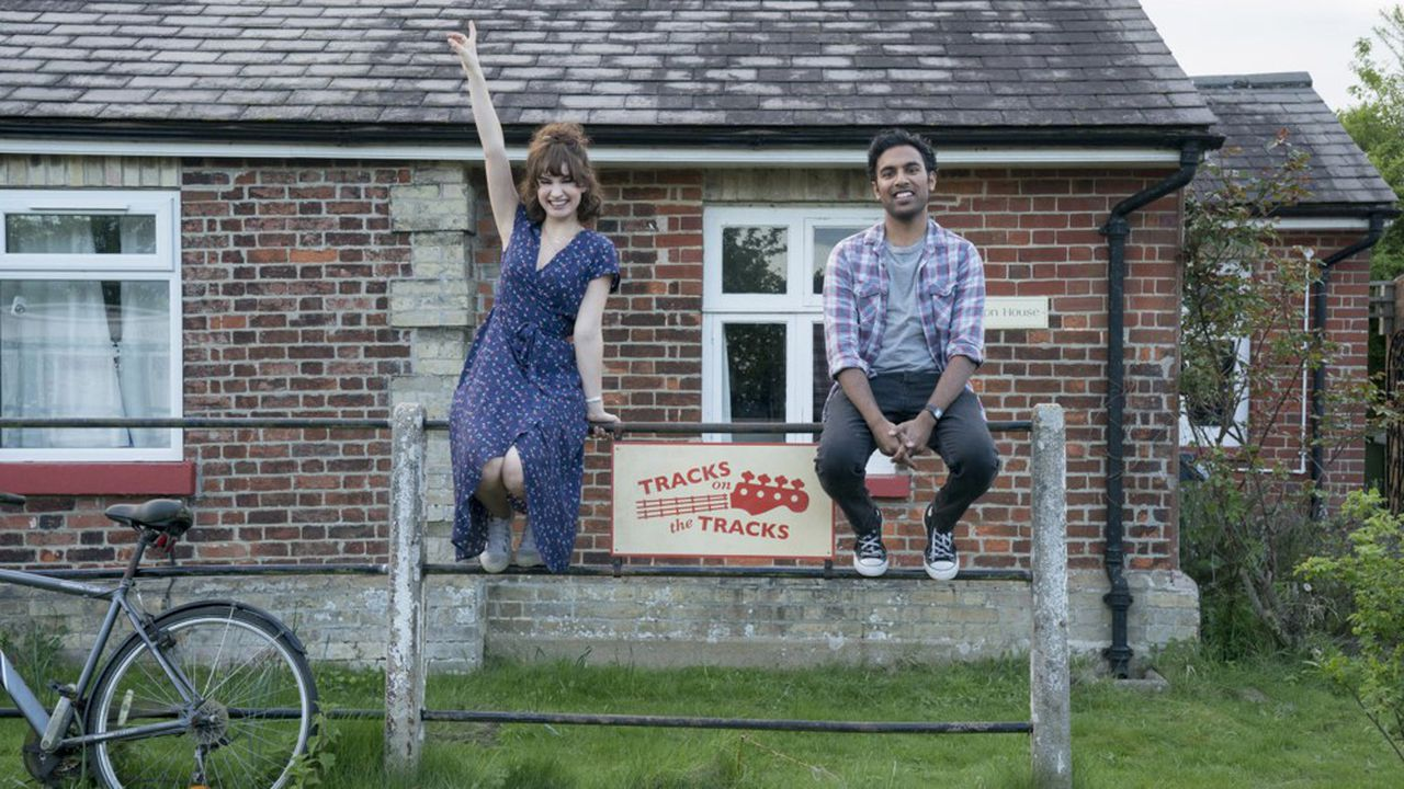 Himesh Patel et Lily James ; All they need is love…