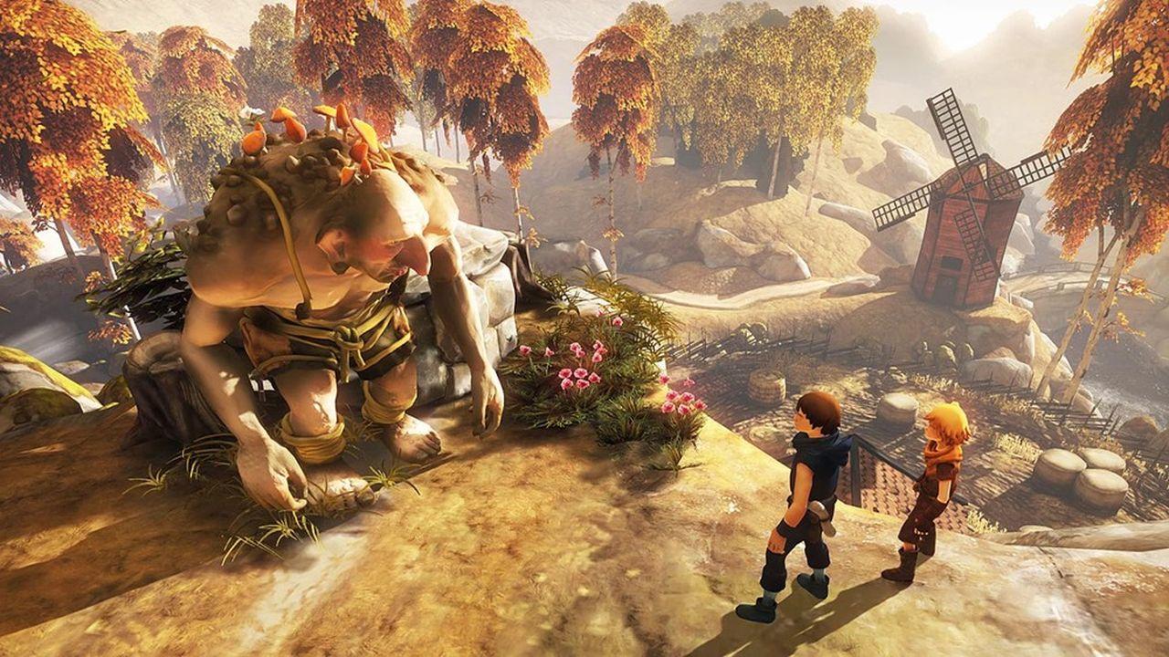 Jeux vidéo, Brothers: A Tale of Two Sons, ensemble, c'est mieux