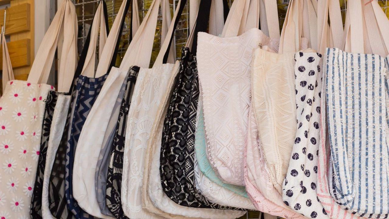 Nombre de fabricants français de tote-bags misent désormais sur la carte éthique ou la différenciation pour s'imposer