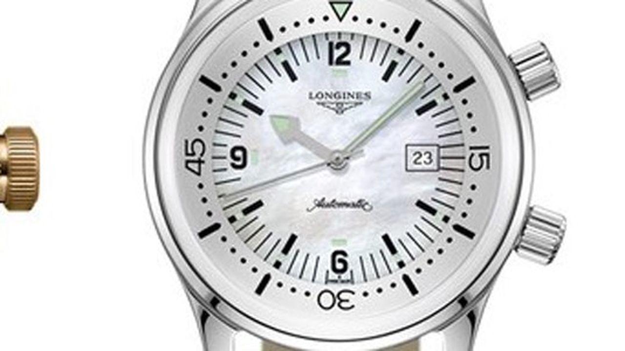 Heures Actuelles : montres vintage