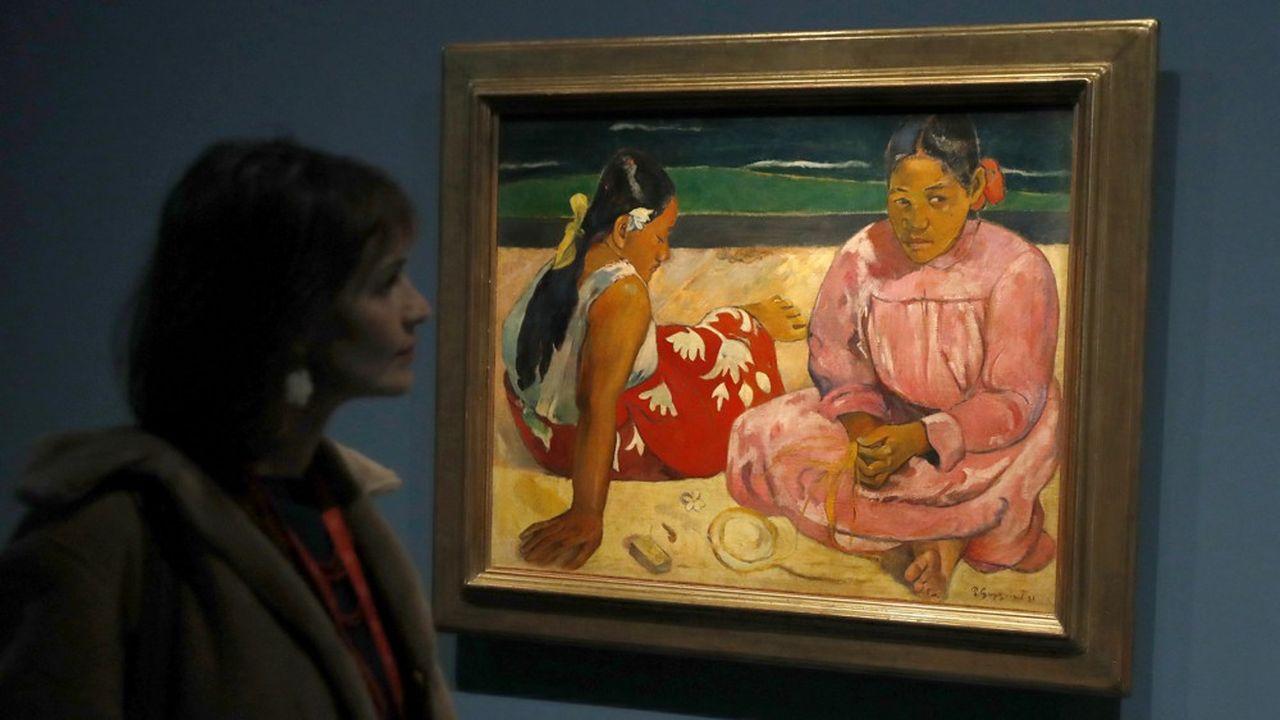 Segalen admire un peintre qui ressuscite la culture maorie inhibée par les missionnaires français : Gauguin.