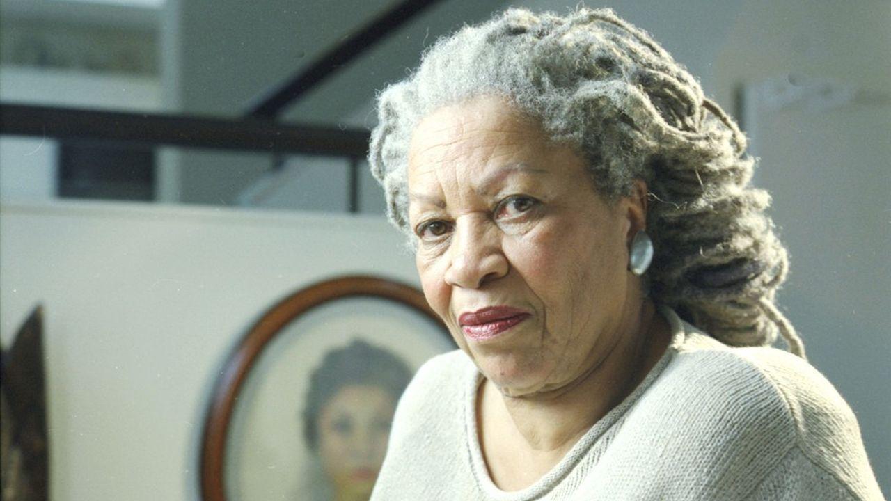 Toni Morrison, descendante d'esclaves américains, a toute sa vie écrit sur le racisme.