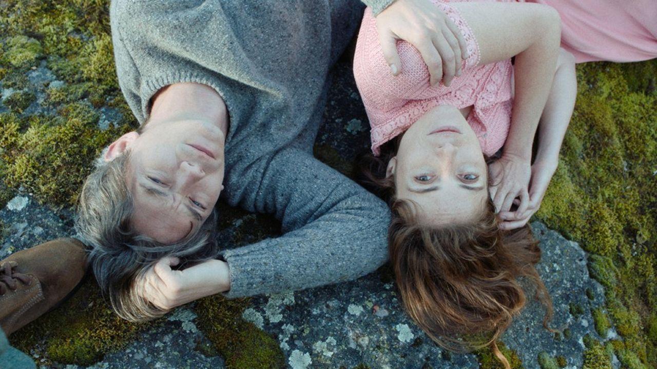 Swann Arlaud et Maud Wyler jouent unflic placide et une jeune fille tempétueuse.