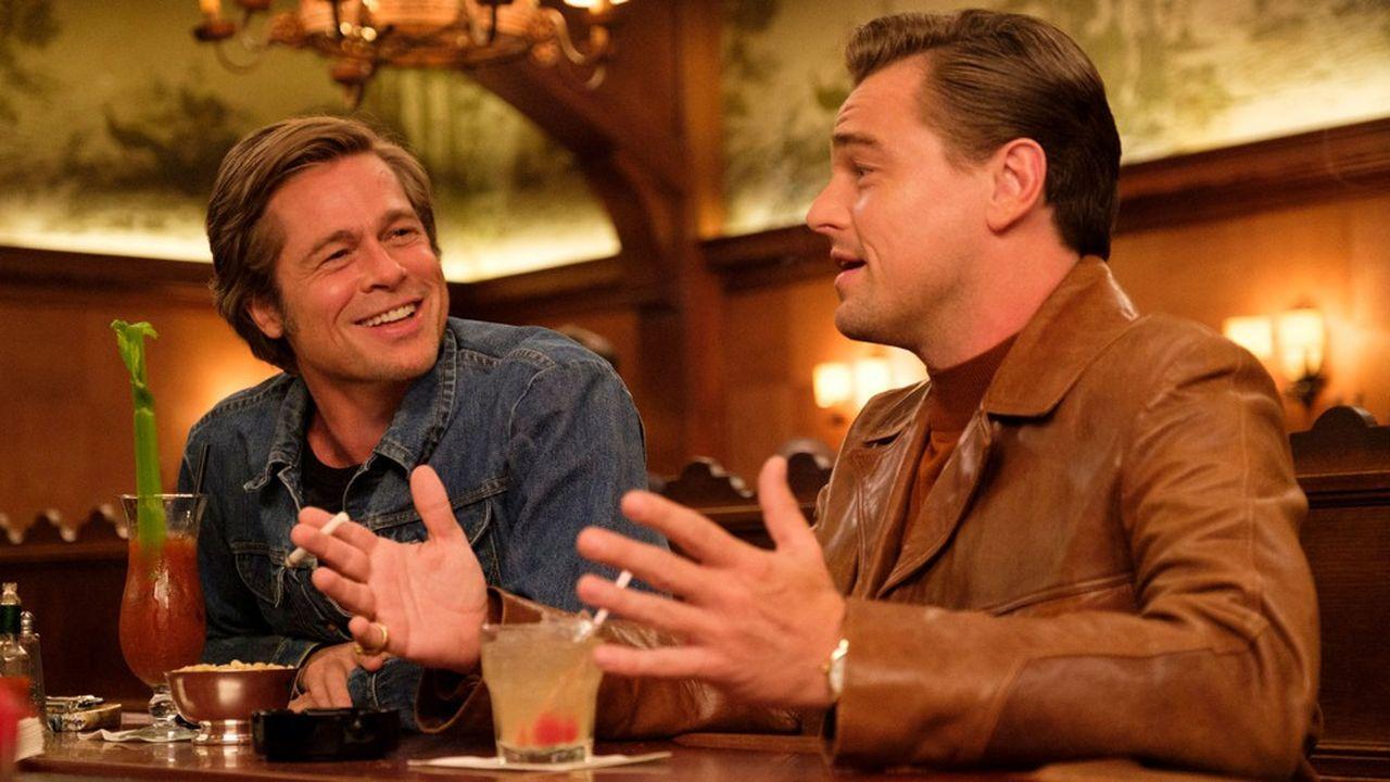 Brad Pitt et Leonardo DiCaprio forment un duo d'acteurs de la fin des années 1960 dans un Hollywood qu'ils ne reconnaissent plus.