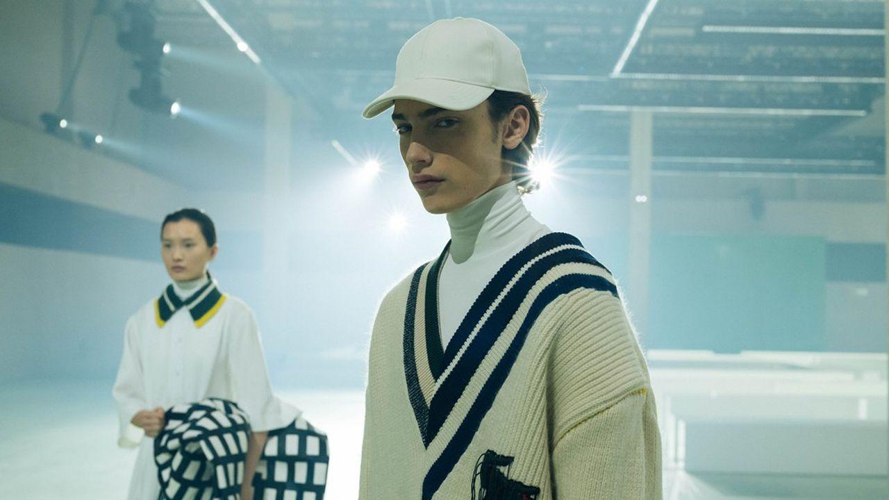 Le sportswear «upgradé» de Lacoste