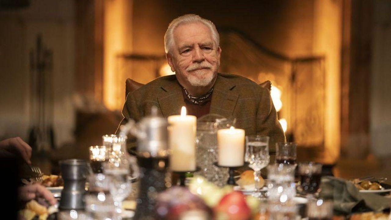 Le magnat Roy Logan, incarné par l'acteur écossais Brian Cox, règne sans partage sur son empire et sa famille