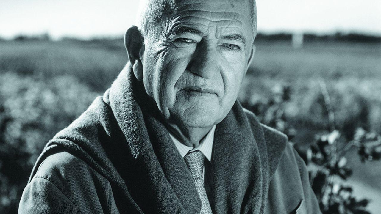 Alfred Tesseron, principal copropriétaire
