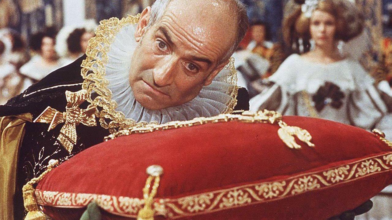 Louis De funès (ici dans« La folie des grandeurs » de Gérard Oury) sera célébré à travers une exposition.