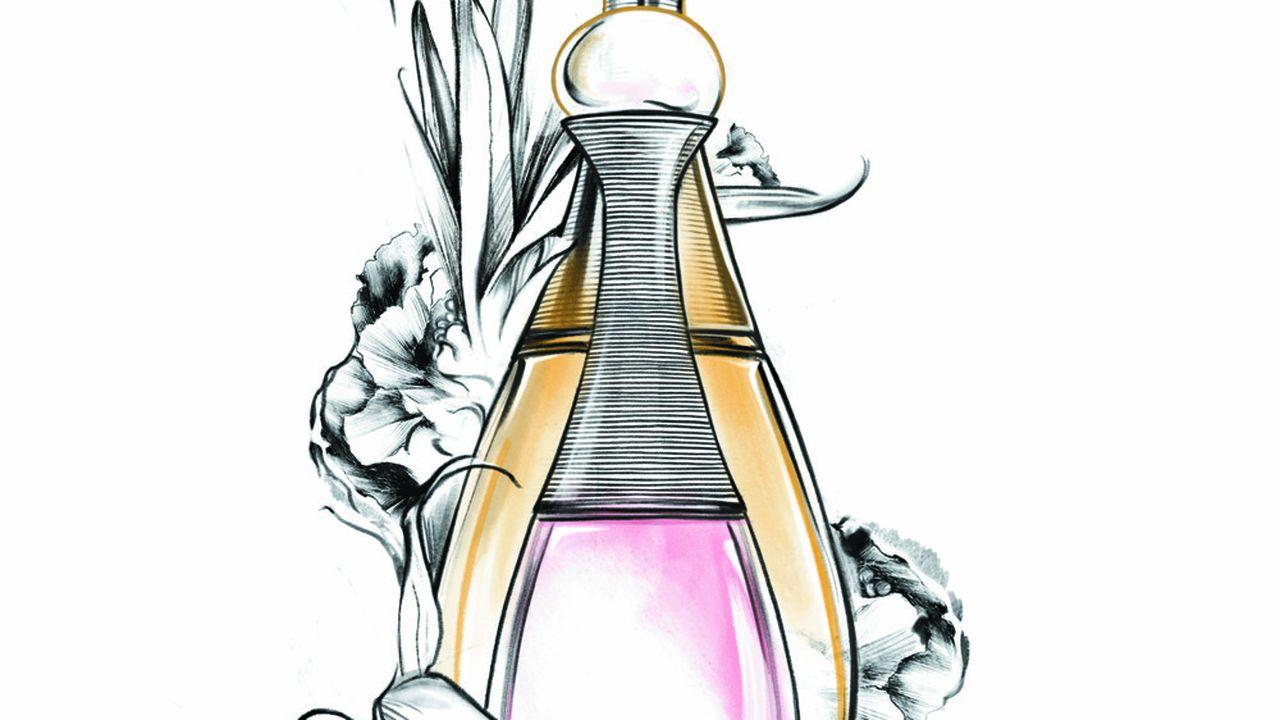 Parfums: la loi des séries