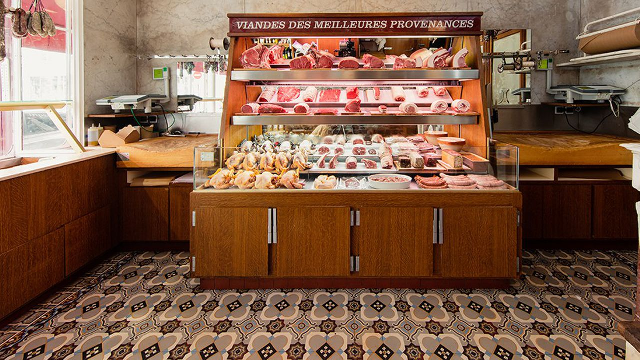 Le repaire: La Boucherie Grégoire, sous une bonne étoile