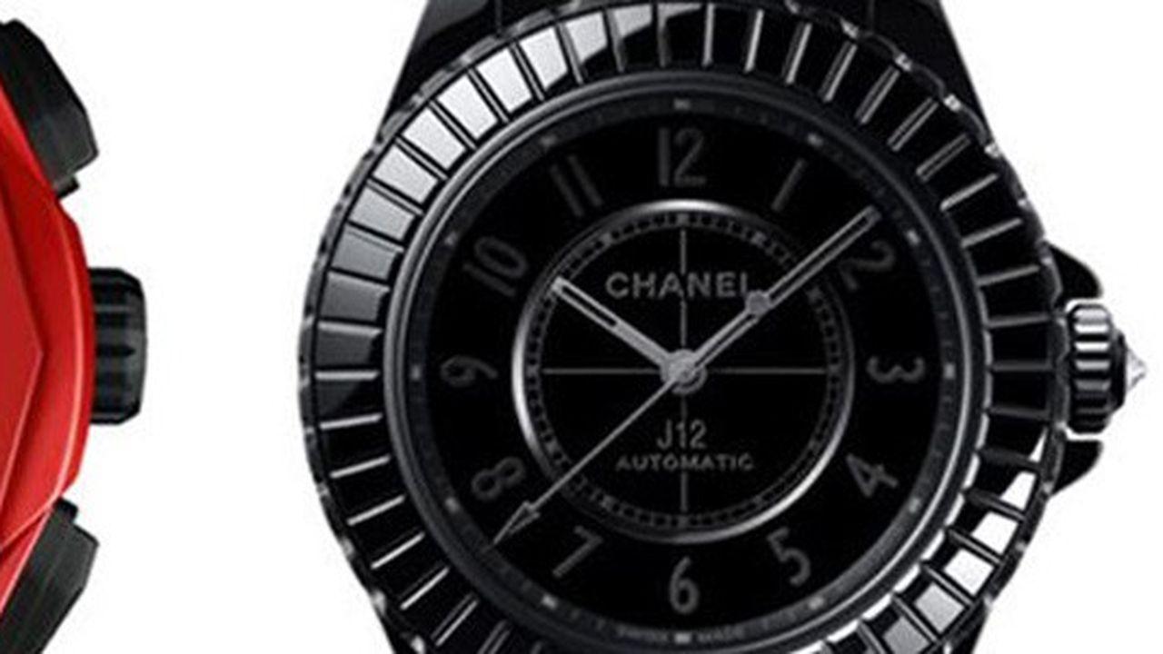 Heures Actuelles : montres en céramique