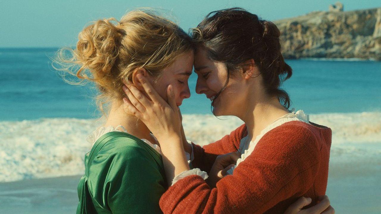 Adèle Haenel et Noémie Merlant, deux actrices exceptionnelles au service d'une réalisatrice de talent.