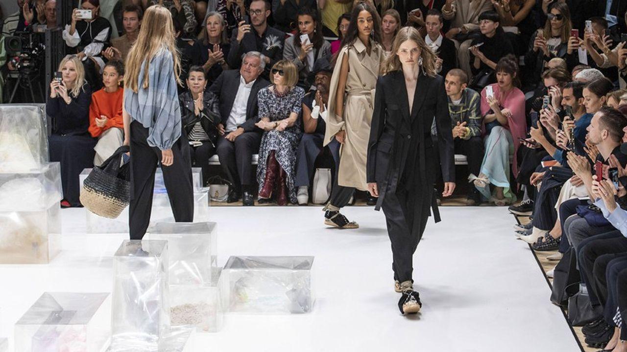 Fashion Week Printemps-Eté 2020 : la féminité de JW Anderson