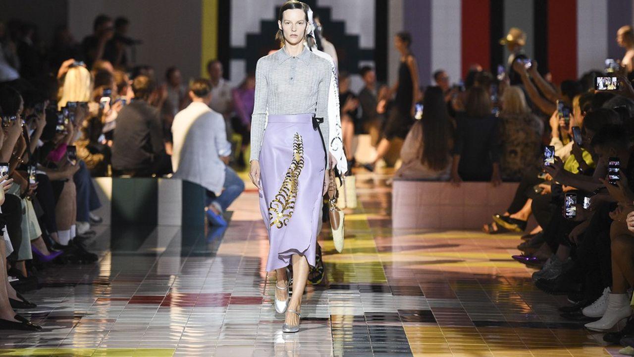 Fashion Week Printemps-Eté 2020 : le style Prada