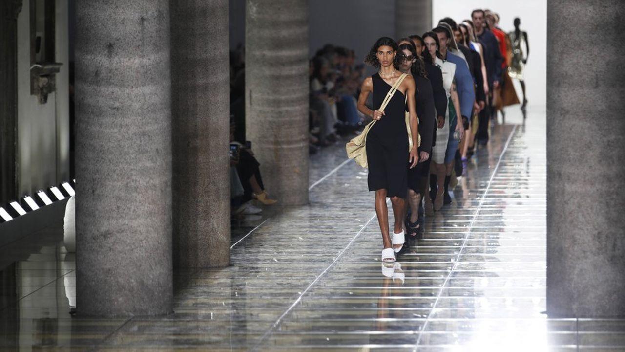 Fashion Week Printemps-Eté 2020: l'épure et la sophistication de Bottega Veneta