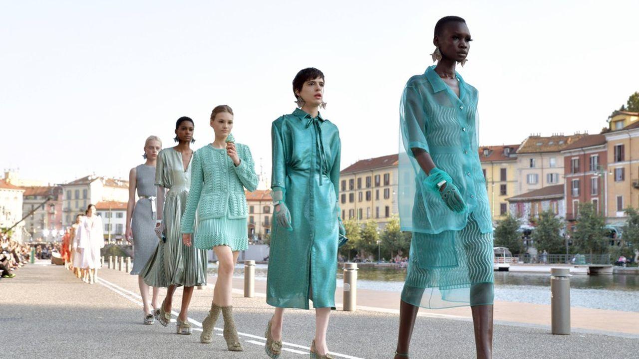 Fashion Week Printemps-Eté 2020: le glamour selon Marco de Vincenzo