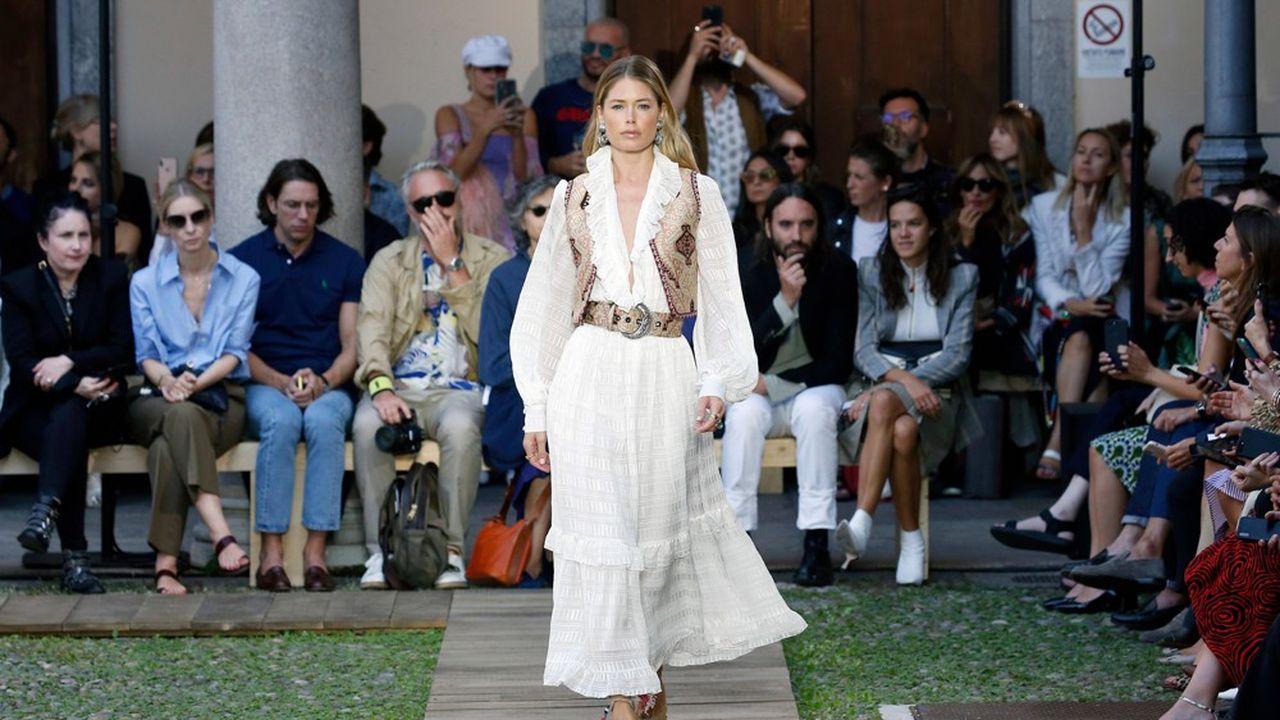 Fashion Week Printemps-Eté 2020 : l'esprit d'Etro