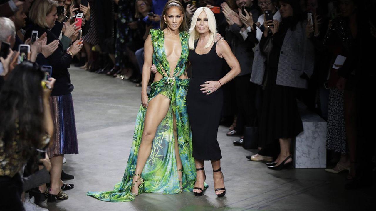 Fashion Week Printemps-Eté 2020: toujours plus Versace