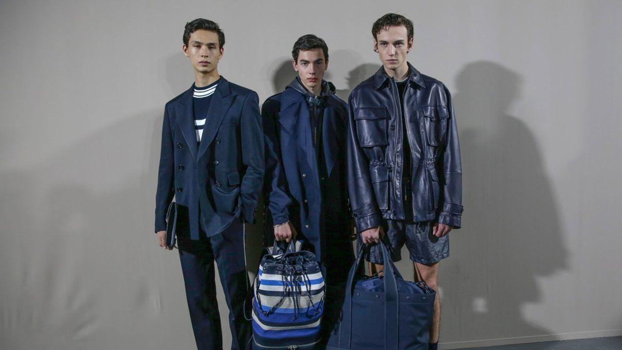 Fashion Week Printemps-Eté 2020: Boss milanais