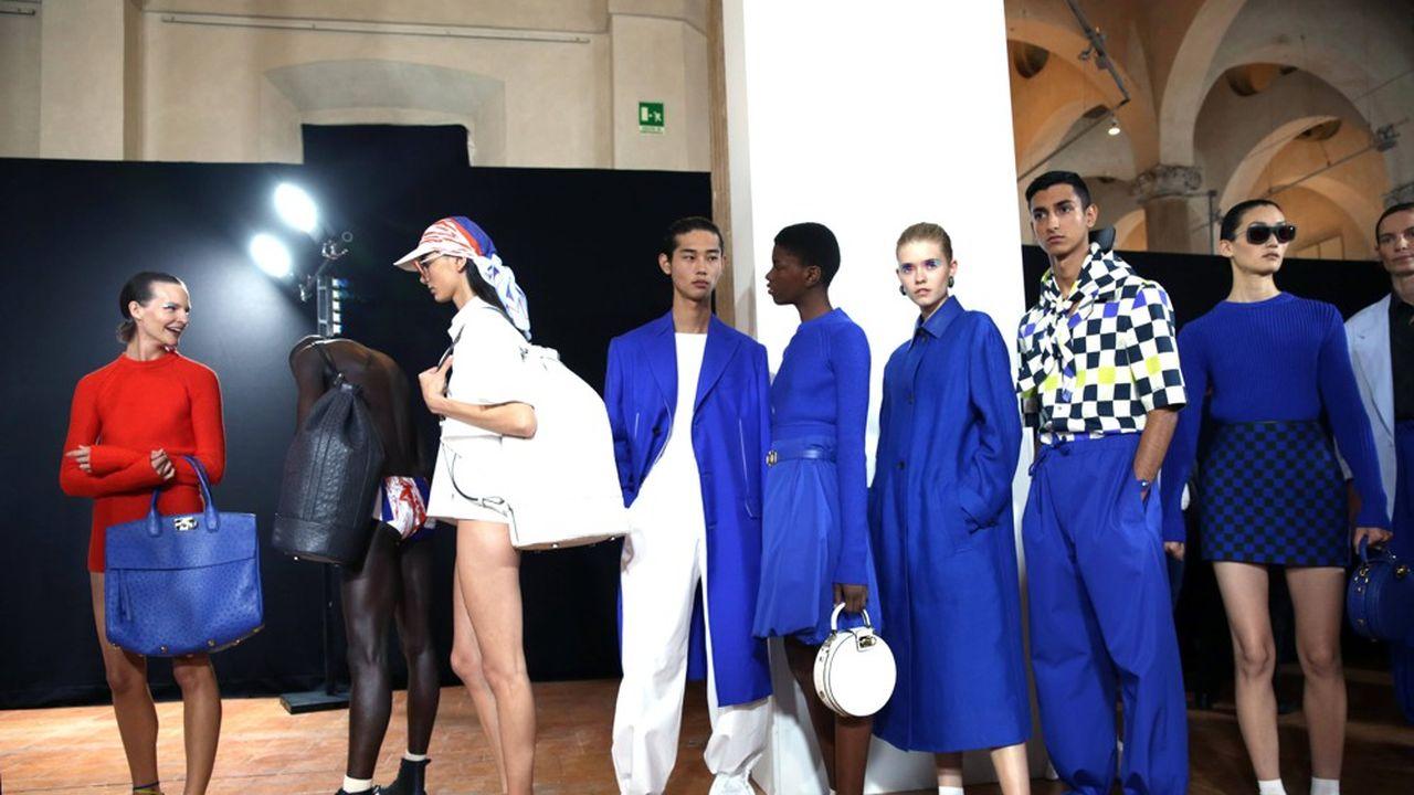 Fashion Week Printemps-Eté 2020: la modernité de Salvatore Ferragamo