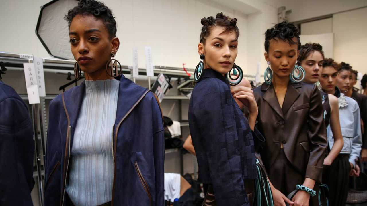 Fashion Week Printemps-Eté 2020: raffinement et sophistication chez Giorgio Armani