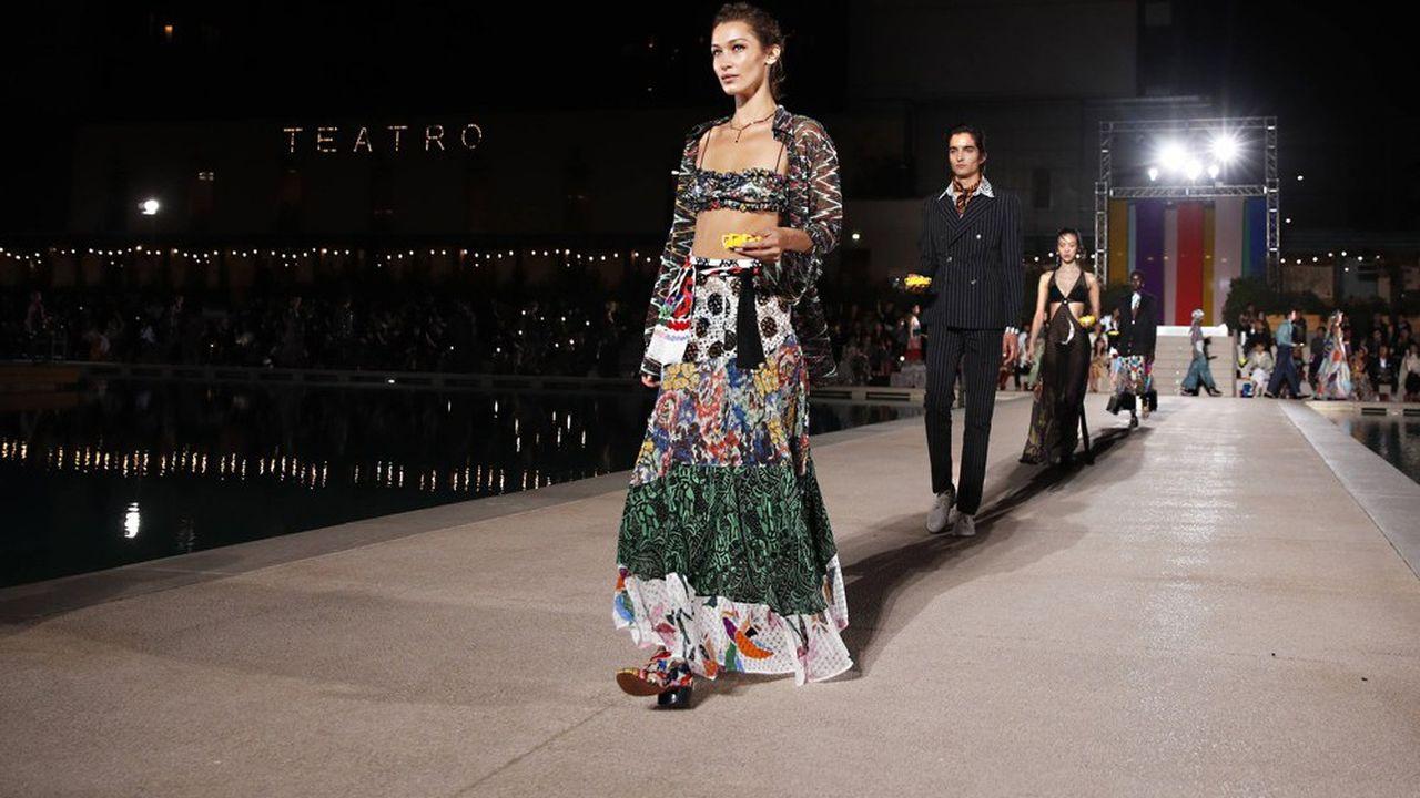 Fashion Week Printemps-Eté 2020 : l'été selon Missoni