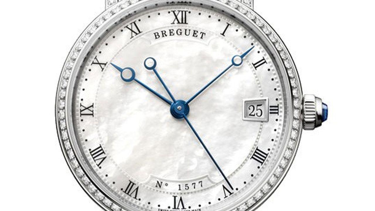 Heures Actuelles : montres classiques