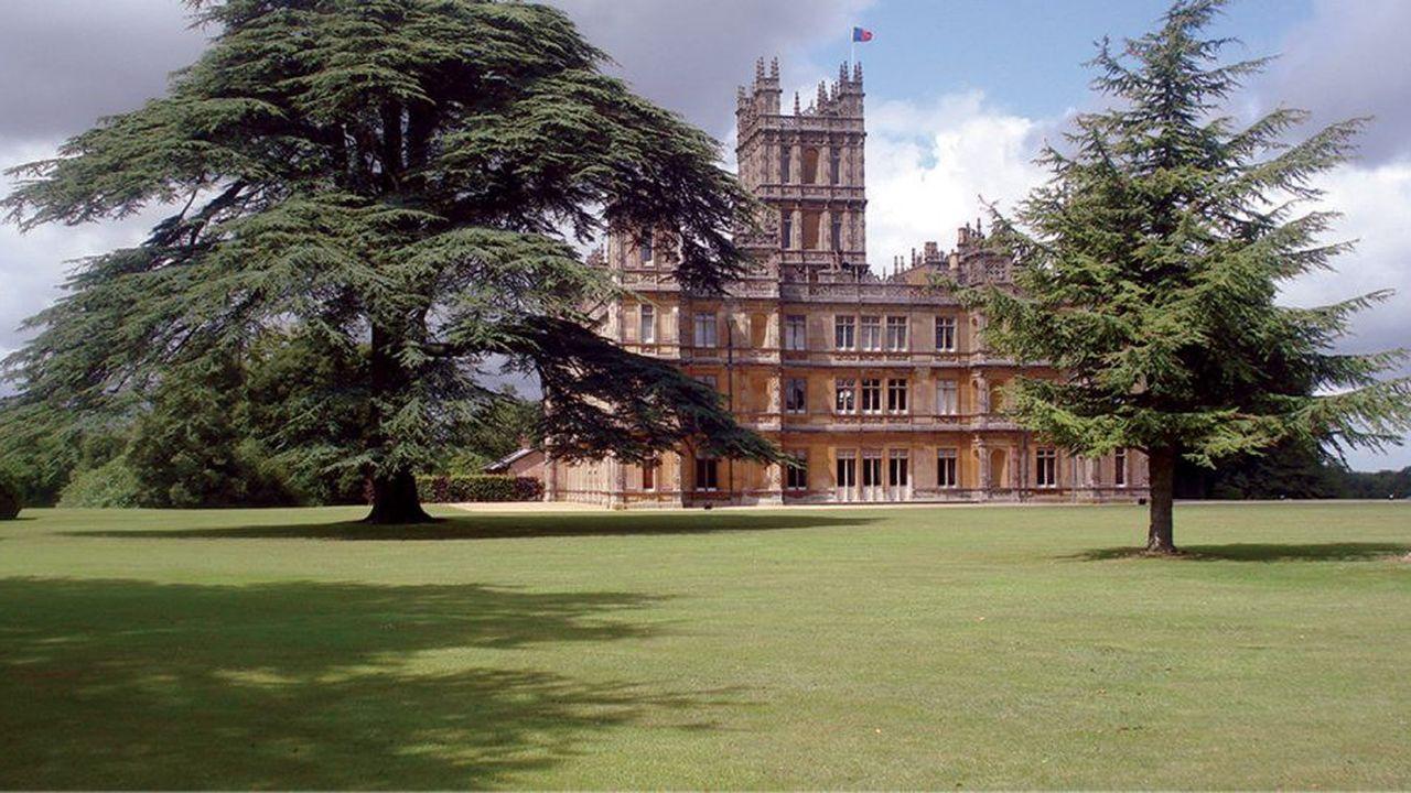 Voyage: sur les traces du film Downton Abbey