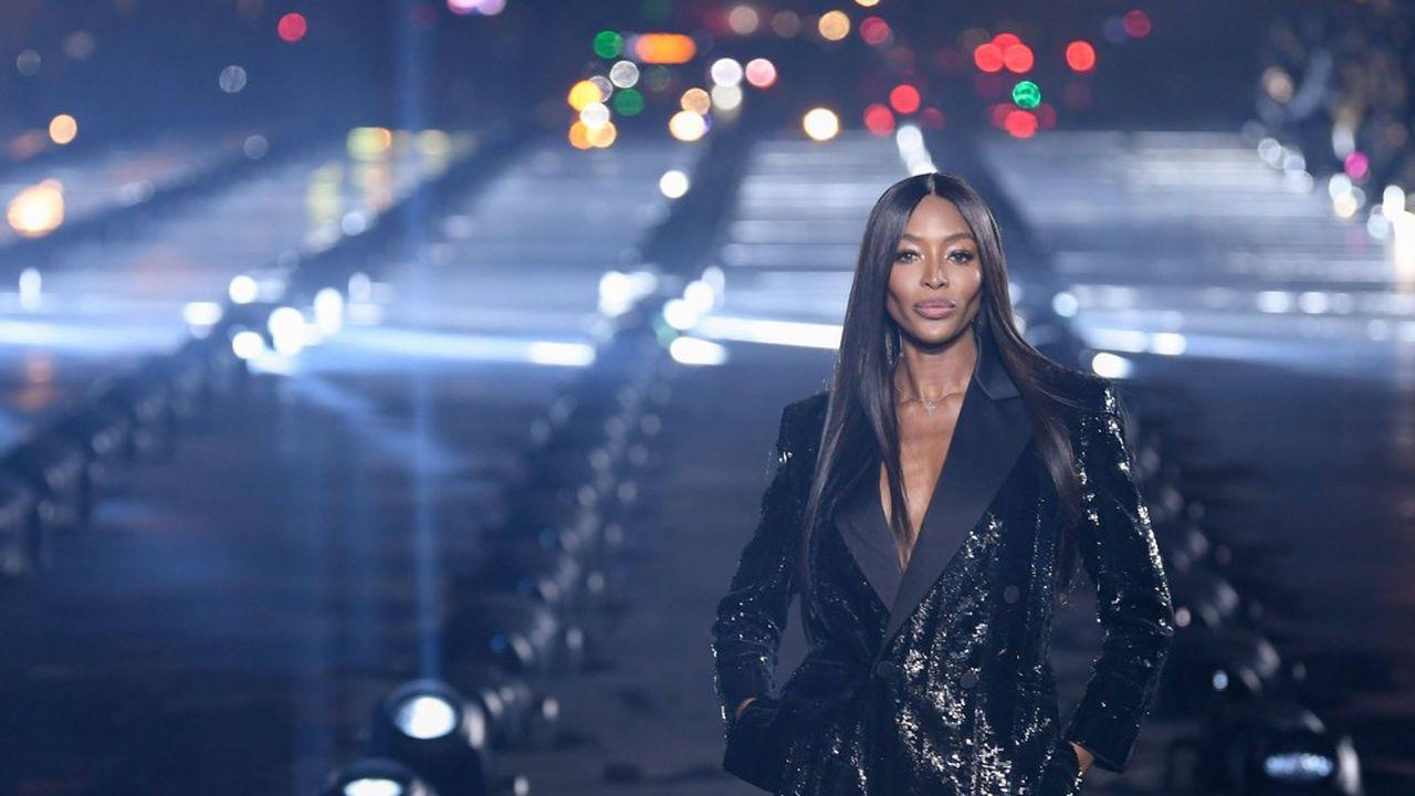 Fashion Week Printemps-Eté 2020: Saint Laurent, martingale gagnante