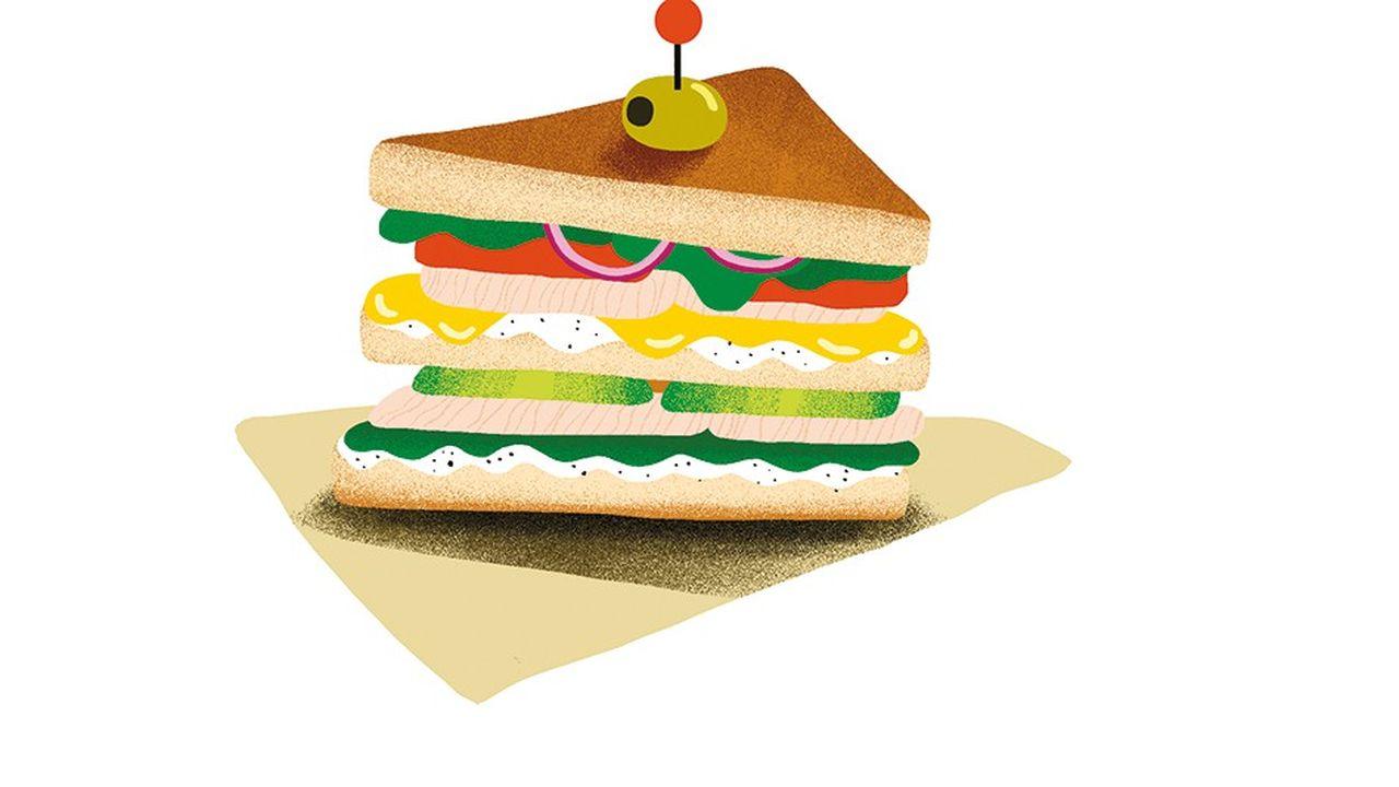 Top 5: les meilleurs club sandwichs