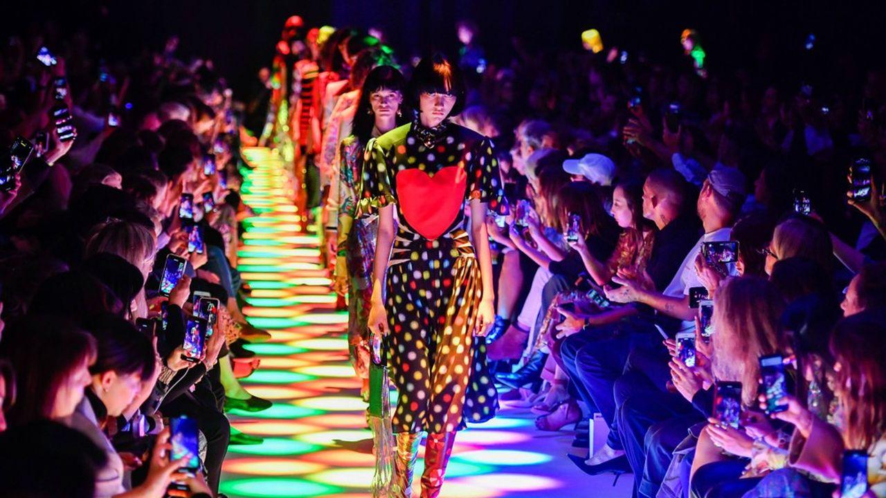 Fashion Week Printemps-Eté 2020: l'ultra-modernité de Paco Rabanne