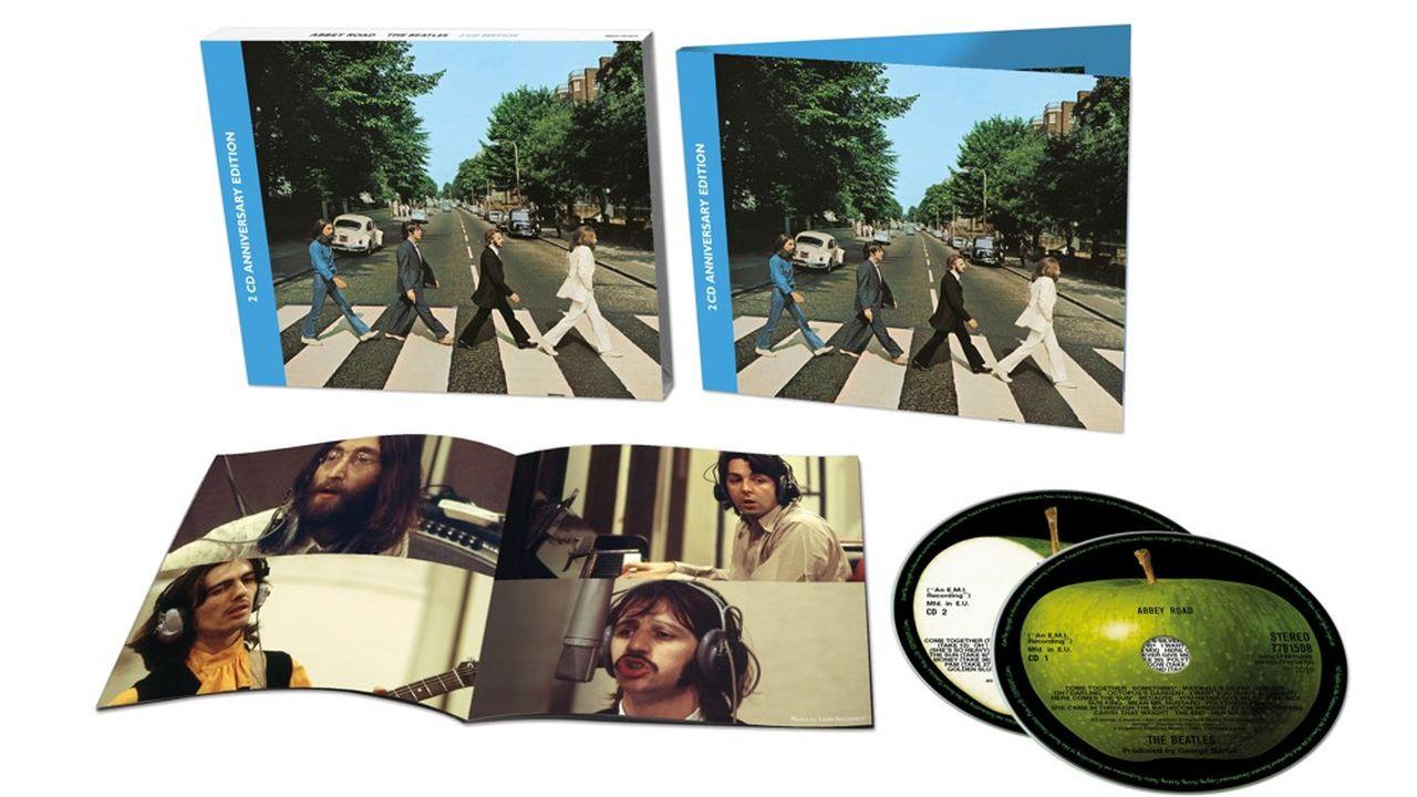 «Abbey Road», le lifting des 50 ans