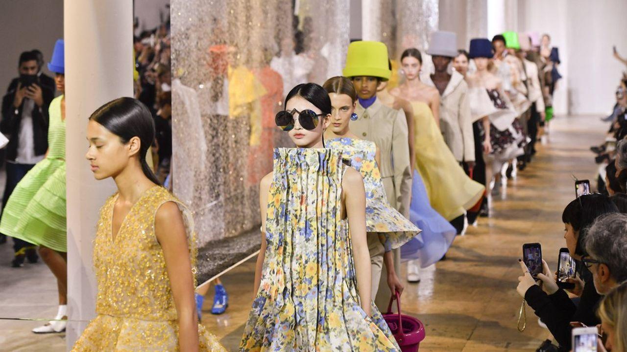 Fashion Week Printemps-Eté 2020 : l'allure de Nina Ricci