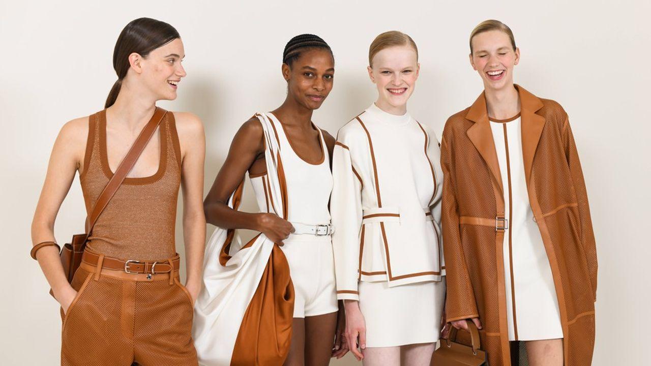 Fashion Week Printemps-Eté 2020: la ligne moderne d'Hermès