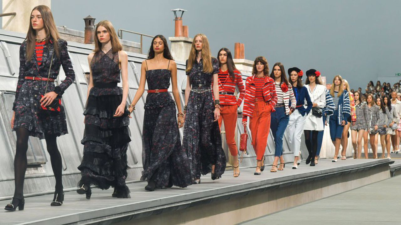 Fashion Week Printemps-Eté 2020: la modernité de Chanel