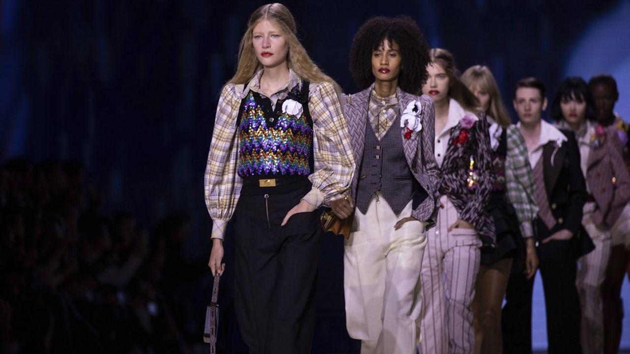 Fashion Week Printemps-Eté 2020: la Belle Epoque de Louis Vuitton