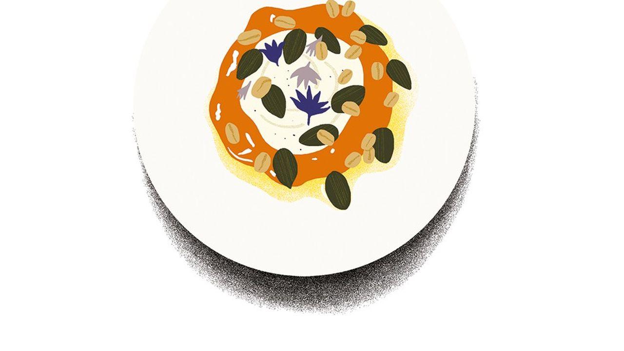 Le Mermoz, du style en cuisine