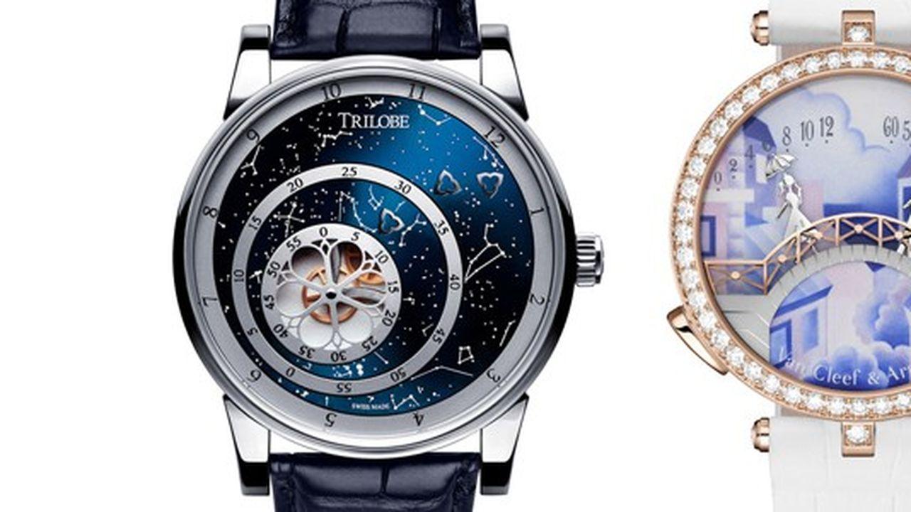 Heures Actuelles : montres originales